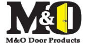 M&O Door Products logo PNG